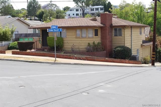 850 Loma Valley Rd, San Diego, CA 92106 (#210016787) :: Neuman & Neuman Real Estate Inc.