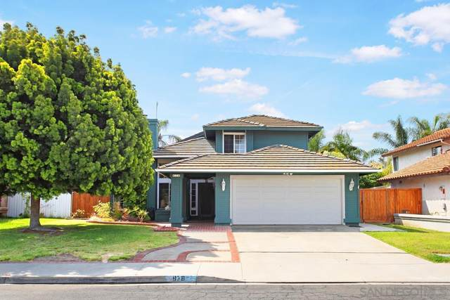 878 Pinewood Dr, Oceanside, CA 92057 (#210016791) :: The Marelly Group | Sentry Residential