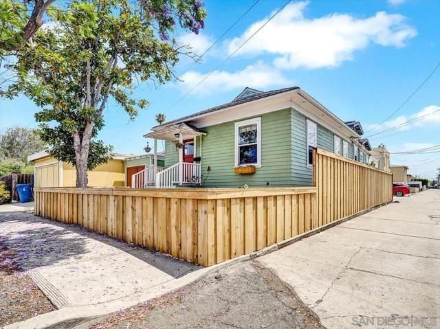 3777 10Th Ave, San Diego, CA 92103 (#210016792) :: Neuman & Neuman Real Estate Inc.