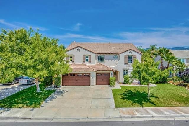 44972 Vine Cliff St, Temecula, CA 92592 (#210016801) :: SunLux Real Estate