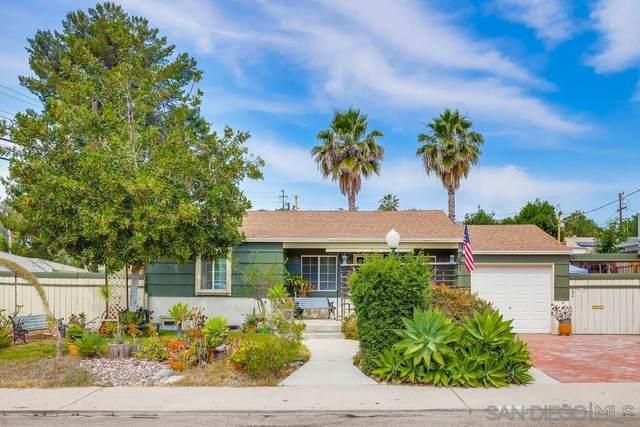 124 Southern Rd, El Cajon, CA 92020 (#210016809) :: SunLux Real Estate