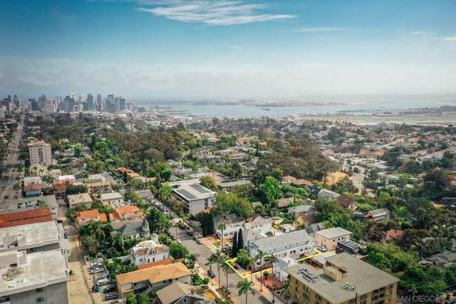3568 Front St D, San Diego, CA 92103 (#210016810) :: Zember Realty Group