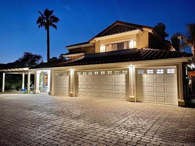 9820 Bonnie Vista Pl, La Mesa, CA 91941 (#210016821) :: Neuman & Neuman Real Estate Inc.