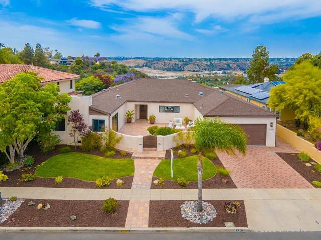 4320 Ridgeway Drive, San Diego, CA 92116 (#210016822) :: SunLux Real Estate