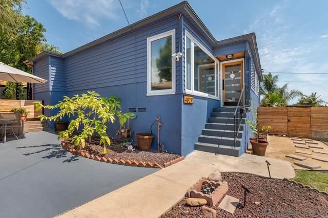 4829 Baylor Dr, San Diego, CA 92115 (#210016840) :: Neuman & Neuman Real Estate Inc.