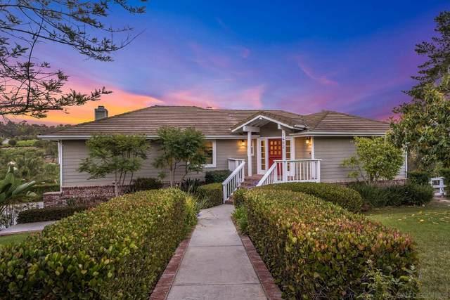 1482 Rancho Encinitas Dr, Encinitas, CA 92024 (#210016842) :: Windermere Homes & Estates