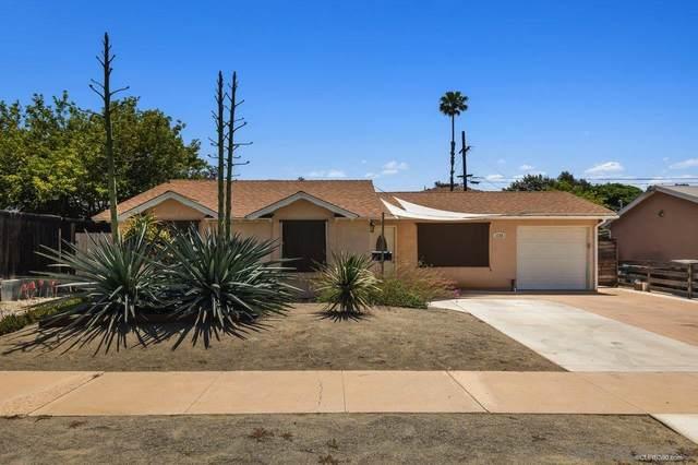 1765 Peppervilla Dr, El Cajon, CA 92021 (#210016843) :: Zember Realty Group