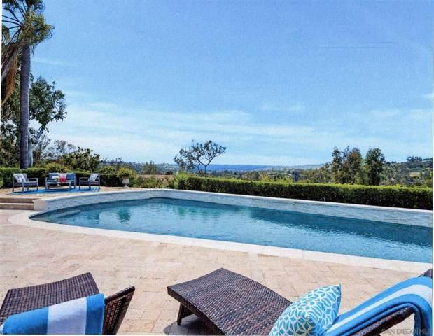 5002 El Acebo, Rancho Santa Fe, CA 92067 (#210016849) :: SunLux Real Estate