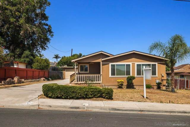 8620 Ellsworth Ln, Santee, CA 92071 (#210016850) :: PURE Real Estate Group