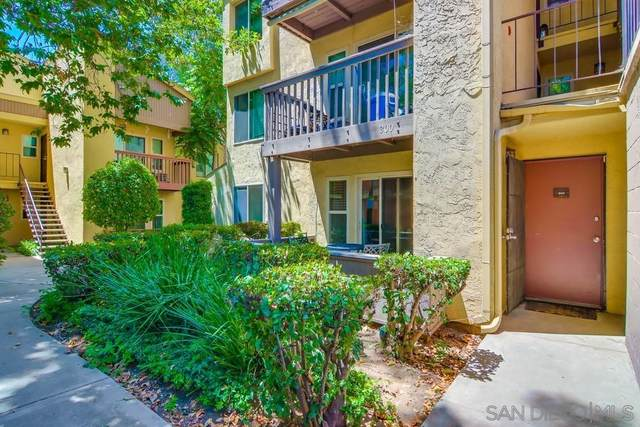 6006 Rancho Mission Rd #300, San Diego, CA 92108 (#210016853) :: Neuman & Neuman Real Estate Inc.
