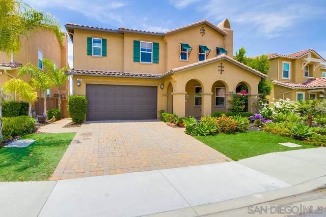 929 Hydra Ct, San Marcos, CA 92069 (#210016855) :: The Marelly Group | Sentry Residential