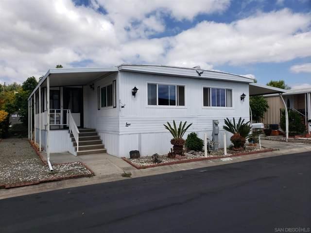 1010 E Bobier Dr #125, Vista, CA 92084 (#210016862) :: The Marelly Group | Sentry Residential