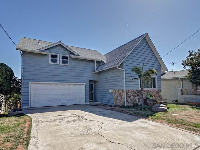 3015 Morningside St, San Diego, CA 92139 (#210016863) :: The Stein Group