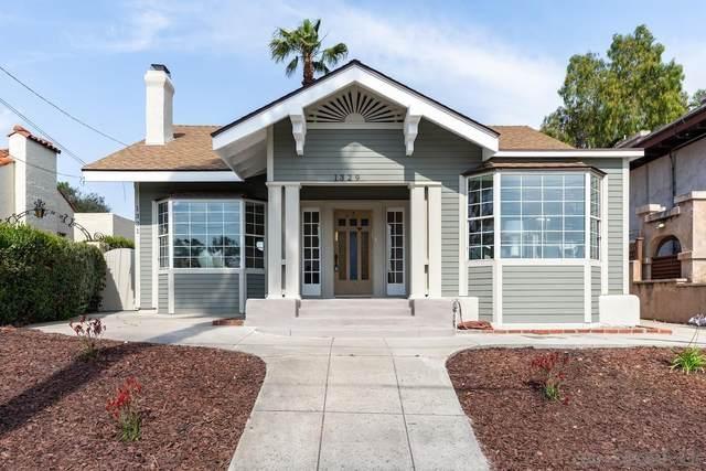 1329-31 28th St, San Diego, CA 92102 (#210016866) :: Neuman & Neuman Real Estate Inc.