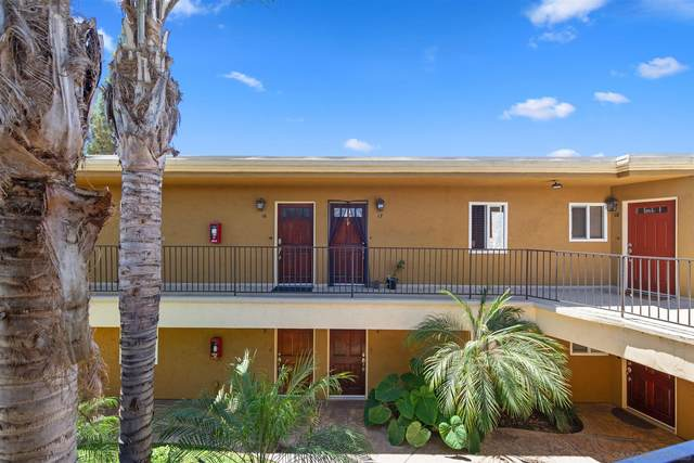 1160 E Lexington Ave #17, El Cajon, CA 92019 (#210016872) :: PURE Real Estate Group