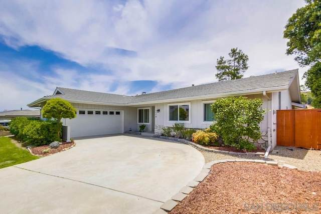 1559 Hillsmont Dr, El Cajon, CA 92020 (#210016879) :: Neuman & Neuman Real Estate Inc.