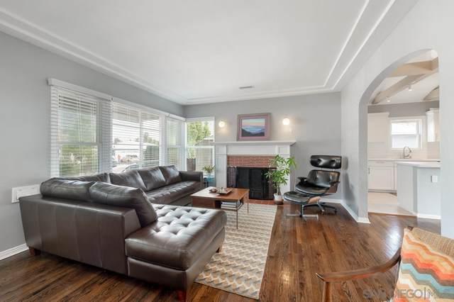 4634 Alma Pl, San Diego, CA 92115 (#210016886) :: Neuman & Neuman Real Estate Inc.