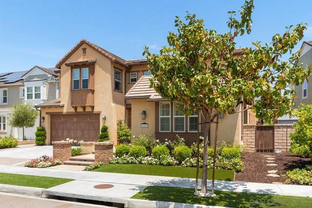 6452 Cypress Meadows Trl, San Diego, CA 92130 (#210016897) :: Neuman & Neuman Real Estate Inc.