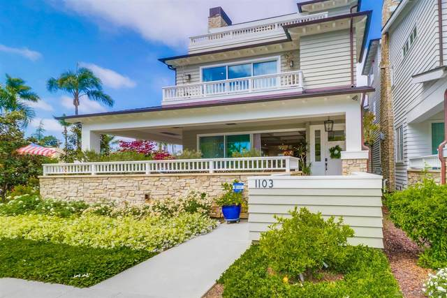 1103 6th St, Coronado, CA 92118 (#210016899) :: Neuman & Neuman Real Estate Inc.
