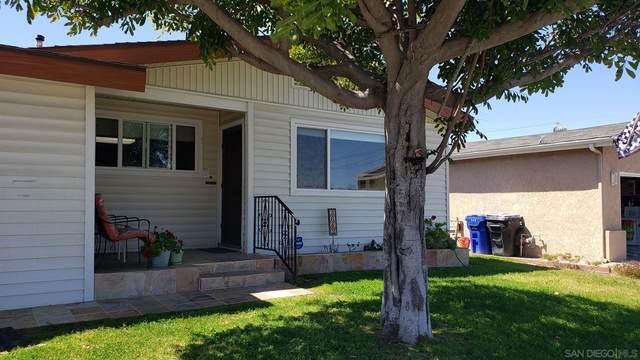 3642 E Armstrong Street, San Diego, CA 92111 (#210016904) :: Neuman & Neuman Real Estate Inc.