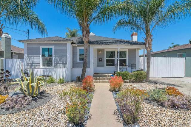 7560 Sturgess Ave, La Mesa, CA 91941 (#210016908) :: Neuman & Neuman Real Estate Inc.