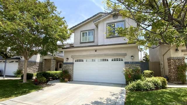 8731 Glen Oaks Way, Santee, CA 92071 (#210016909) :: PURE Real Estate Group