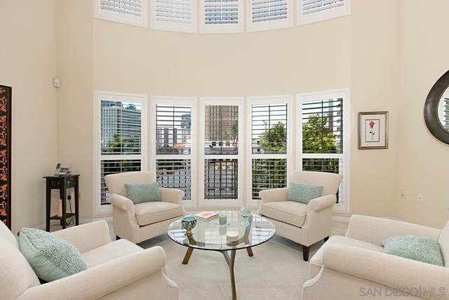 301 West G #404, San Diego, CA 92101 (#210016910) :: Zember Realty Group