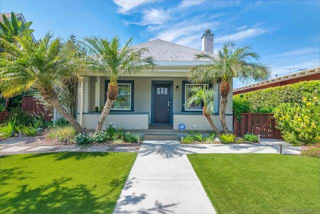 1614 Brookes Ave, San Diego, CA 92103 (#210016911) :: Neuman & Neuman Real Estate Inc.