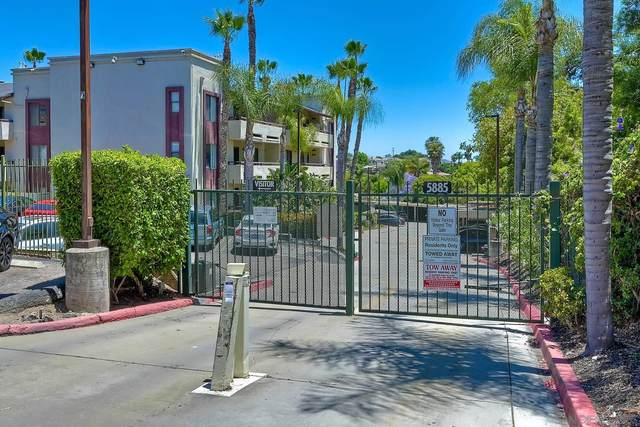 5885 El Cajon Blvd #204, San Diego, CA 92115 (#210016920) :: The Stein Group