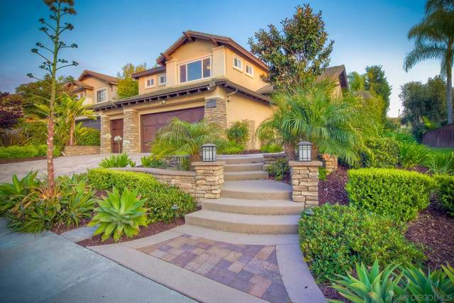 11233 Walking Fern Cove, San Diego, CA 92131 (#210016922) :: The Stein Group