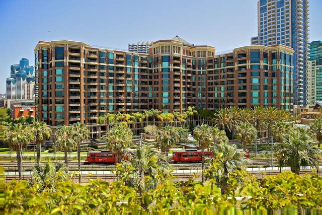 500 W Harbor Drive #309, San Diego, CA 92101 (#210016931) :: The Stein Group
