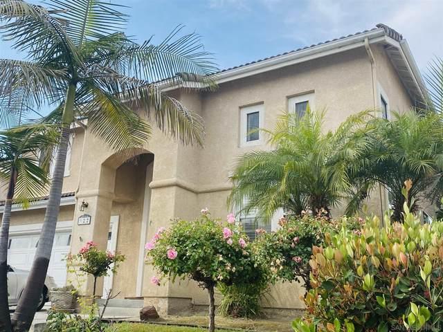 922 Camino Del Sol, Chula Vista, CA 91910 (#210016946) :: Neuman & Neuman Real Estate Inc.