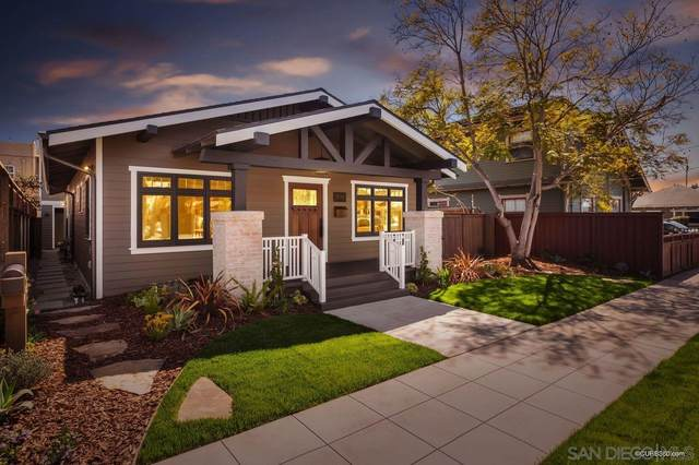 4061 Ingalls St, San Diego, CA 92103 (#210016956) :: Neuman & Neuman Real Estate Inc.