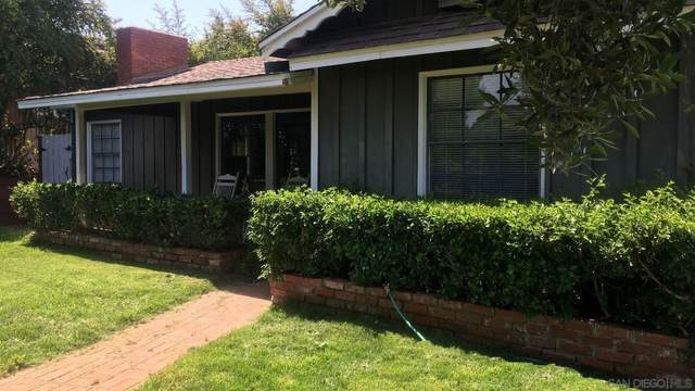 524 E 4Th Ave, Escondido, CA 92025 (#210016964) :: Solis Team Real Estate