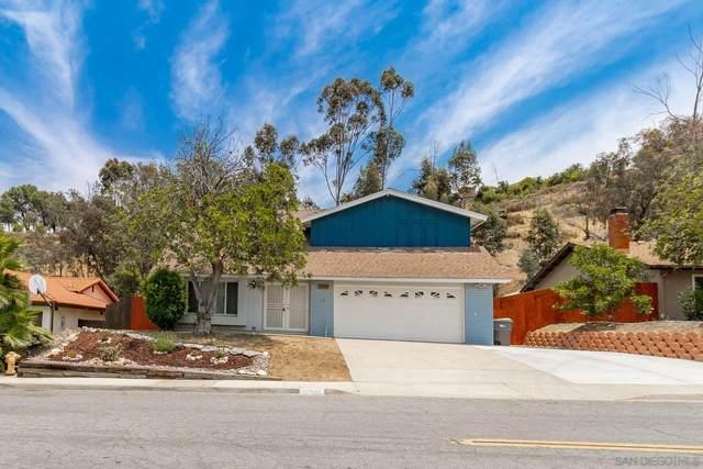 12543 Via Diego, Lakeside, CA 92040 (#210016979) :: Neuman & Neuman Real Estate Inc.