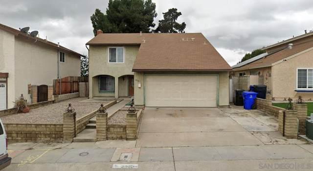 3058 Dardaina Dr, San Diego, CA 92139 (#210016982) :: Neuman & Neuman Real Estate Inc.