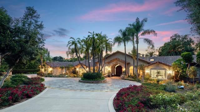 17550 Via De Fortuna, Rancho Santa Fe, CA 92067 (#210016990) :: Windermere Homes & Estates