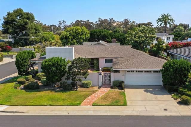 8895 Robin Hood Ln, La Jolla, CA 92037 (#210016993) :: Neuman & Neuman Real Estate Inc.