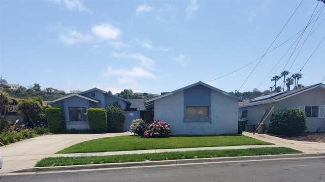5111 Georgetown Ave, San Diego, CA 92110 (#210016994) :: Neuman & Neuman Real Estate Inc.
