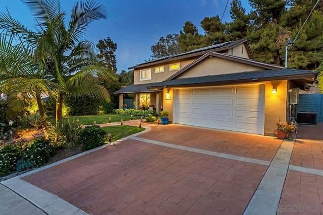 7301 Conestoga, San Diego, CA 92120 (#210016996) :: Neuman & Neuman Real Estate Inc.