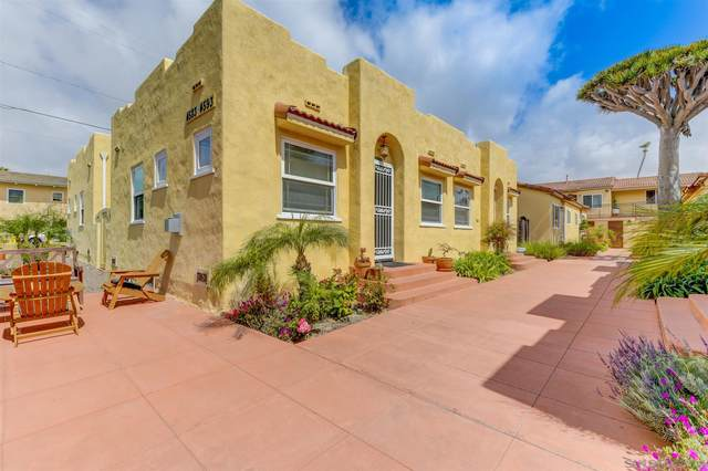 4587 Campus Ave, San Diego, CA 92116 (#210017012) :: The Stein Group