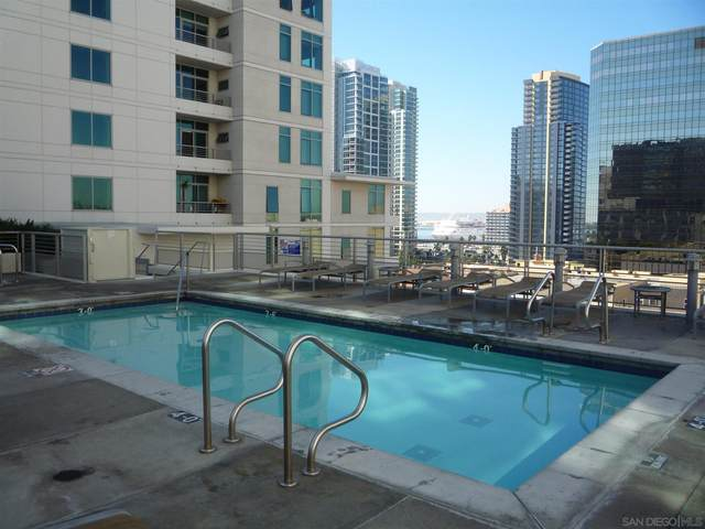 425 W Beech St #105, San Diego, CA 92101 (#210017016) :: Neuman & Neuman Real Estate Inc.
