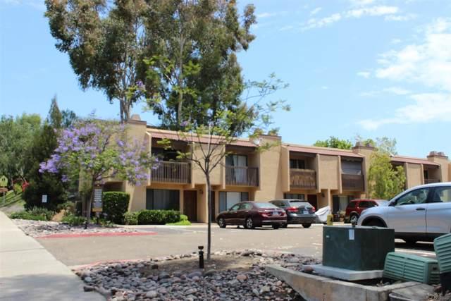 10243 Black Mountain Rd N-6, San Diego, CA 92126 (#210017025) :: The Stein Group