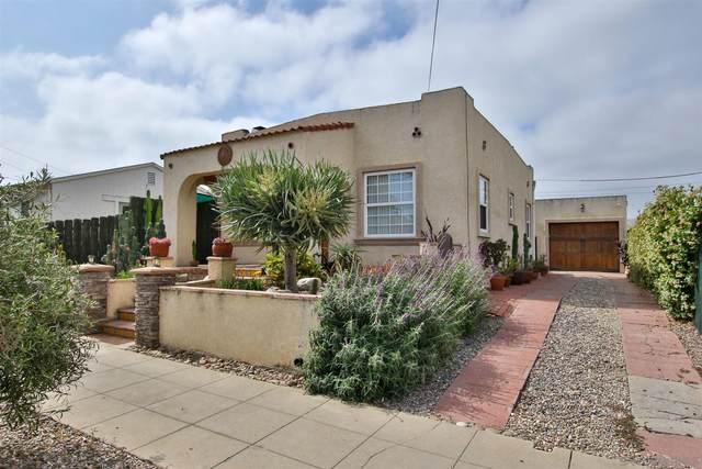 4085 Thorn St., San Diego, CA 92105 (#210017026) :: Neuman & Neuman Real Estate Inc.