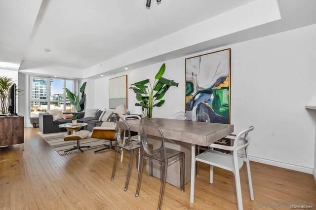 875 G St #406, San Diego, CA 92101 (#210017027) :: Neuman & Neuman Real Estate Inc.