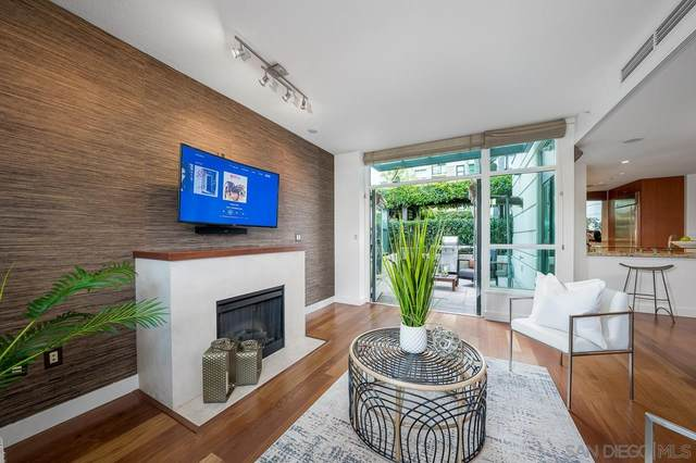 1205 Pacific Hwy #105, San Diego, CA 92101 (#210017029) :: Team Forss Realty Group