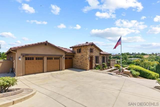 1850 Marci Way, Fallbrook, CA 92028 (#210017035) :: Solis Team Real Estate