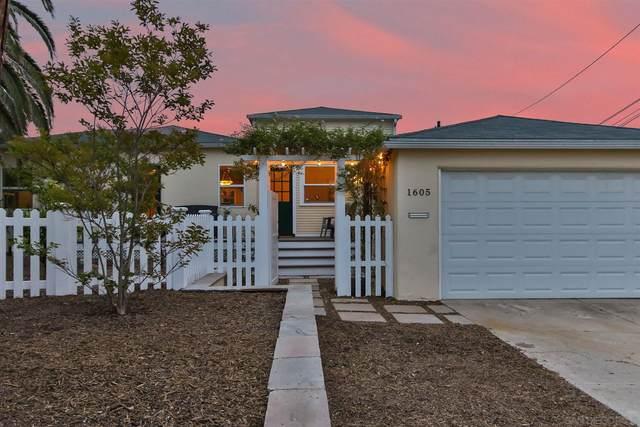 1605 Neale St, San Diego, CA 92103 (#210017051) :: Compass