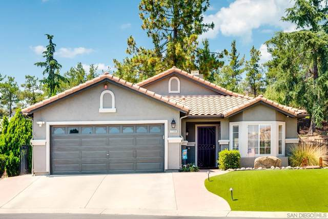 2308 Hyacinth Rd, Alpine, CA 91901 (#210017054) :: PURE Real Estate Group
