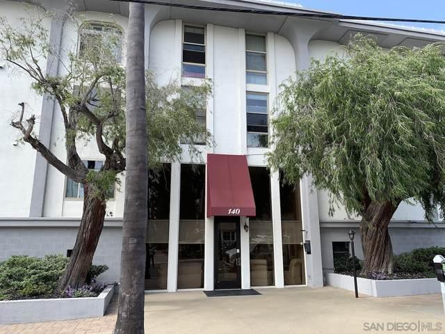 140 Walnut Ave. 4F, San Diego, CA 92103 (#210017063) :: Compass